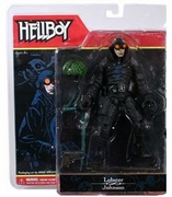 Mezco Hellboy Comic Series Lobster Johnson Action Figure