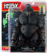 Mezco Hellboy Comic Series Kriegaffe Action Figure