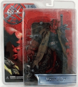 Mezco Hellboy Movie Battle Damaged Hellboy Action Figure