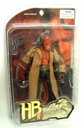 Mezco Hellboy 2 Red Action Figure Samaritan and Sword