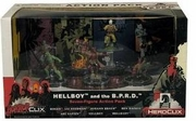 WizKids HeroClix Hellboy and the B.P.R.D. Box Set