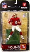 McFarlane NFL Legends Series 5 Steve Young Figure