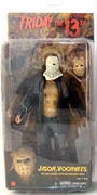 NECA Friday the 13th Hooded Jason Voorhees Figure