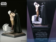 Sideshow Collectibles Star Wars Diplomatic Mission Diorama