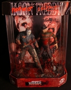 McFarlane Movie Maniacs Freddy Krueger and Jason Voorhees Tank Display