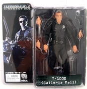 NECA Terminator 2 T-1000 Galleria Mall Action Figure