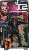 McFarlane Movie Maniacs 4 Terminator 2 T-800 Figure