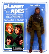 Planet of the Apes Retro Cloth Mego Cornelius Action Figure