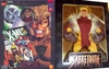 Marvel Famous Covers Sabretooth Action Figure