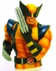 Marvel Comics Wolverine Bust Coin Bank