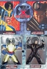 Marvel X-Men Movie X Mutations Wolverine Action Figure Set