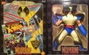 Marvel Famous Covers Wolverine Yellow and Blue Action Figure