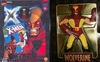 Marvel Famous Covers Wolverine Brown and Yellow Action Figure