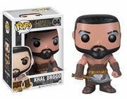 Funko Pop Vinyl Game of Thrones 04 Khal Drogo Figure