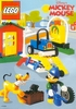 Lego 4166 Disney Mickey's Car Garage Set