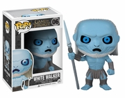 Funko Pop Vinyl Game of Thrones 06 White Walker Figure