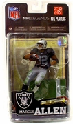 McFarlane NFL Legends Series 6 Marcus Allen Figure