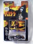 Johnny Lightning KISS Gene Simmons NASCAR Car
