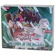 Yu-Gi-Oh Return of the Duelist Sealed Booster Box