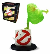Ghostbusters Slimer Statue with Behind-the-Scenes DVD