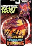 Transformers Beast Wars Deluxe Fuzors Injector Figure