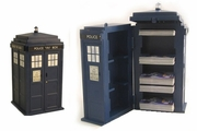 Doctor Who Tardis Police Secret Box