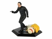 WETA Doctor Who Master and Auton Statue