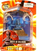 Doctor Who Moxx of Balhoon Action Figure