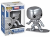 Funko Marvel Pop Heroes Vinyl 19 Silver Surfer Figure