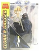 Marvel Select Cloak & Dagger Figure