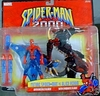 Toy Biz Spider-Man 2000 Future Spider-Man vs. Alien Venom Figures