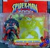 Toy Biz Spider-Man 2000 vs. Venom the Madness Figures