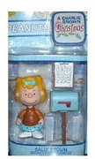 Memory Lane Toys Peanuts Charlie Brown Christmas Sally Figure