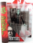 The Munsters Select Herman Munster Action Figure