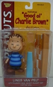Memory Line Peanuts Good Ol' Charlie Brown Linus Figure