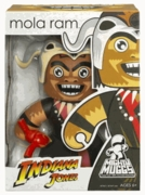 Indiana Jones Mighty Muggs Mola Ram Figure