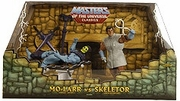 Masters of the Universe Classics Mo-Larr & Skeletor Figure Set