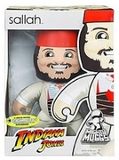 Indiana Jones Mighty Muggs Sallah Figure