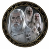 Lord of the Rings Return of the King Gandalf the White Collector Plate