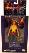 DC Direct Alex Ross Justice League Hawkgirl Action Figure