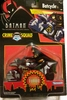Kenner Batman The Animated Series Crime Squad Vehicle Batcycle