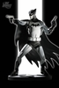 DC Direct Batman Black & White Cliff Chiang Batman Statue