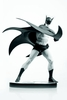 DC Direct Batman Black & White Steve Rude Batman Statue