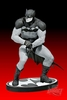 DC Direct Batman Black & White Paul Pope Statue