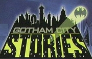 Batman Gotham City Stories Display