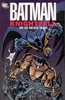 DC Comics Batman Knightfall Part 2 Who Rules the Night Trade Paperback