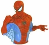 Marvel Comics Spider-Man Bust Coin Bank
