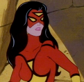 Spider-Woman Action Figures and Statues