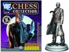 DC Chess Collection White Pawn Commissioner Gordon Magazine #10