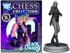 DC Chess Collection White Pawn Black Canary Magazine #16